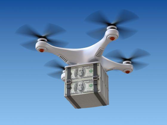 drone para transfer