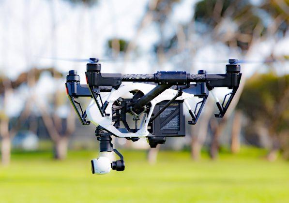 drone hayatı kolaylaştırıyor