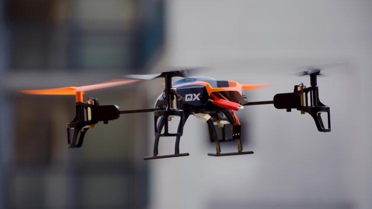 dronelar şehiriçi