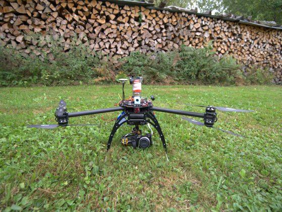 drone mimarisi yenileniyor