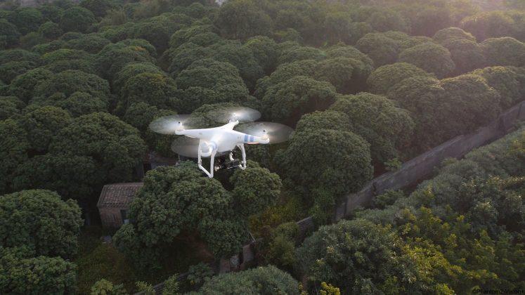 drone yangın ekibi itfaiye