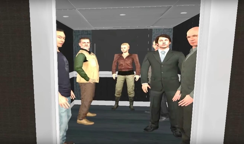 indoor virtual reality paranoia