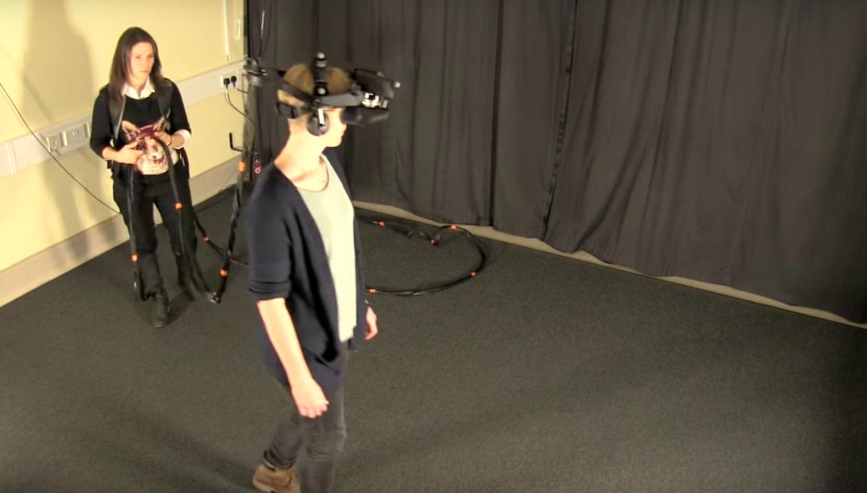 paranoia virtual reality computer science