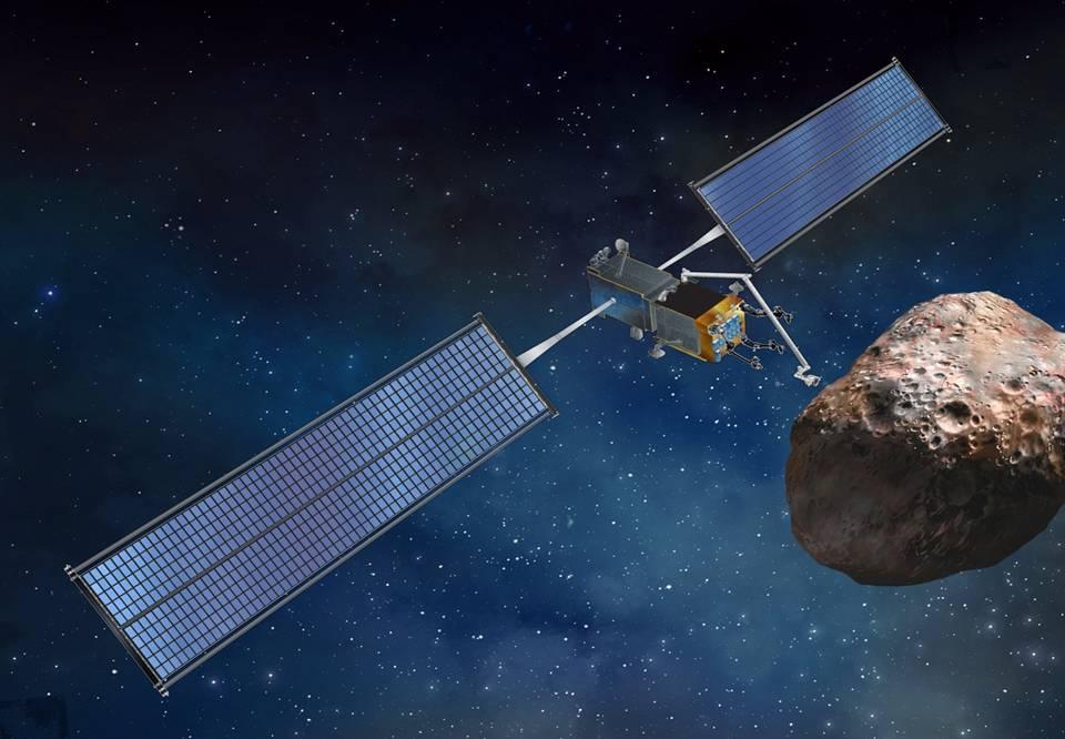 solar teknolojinin geleceğinde space