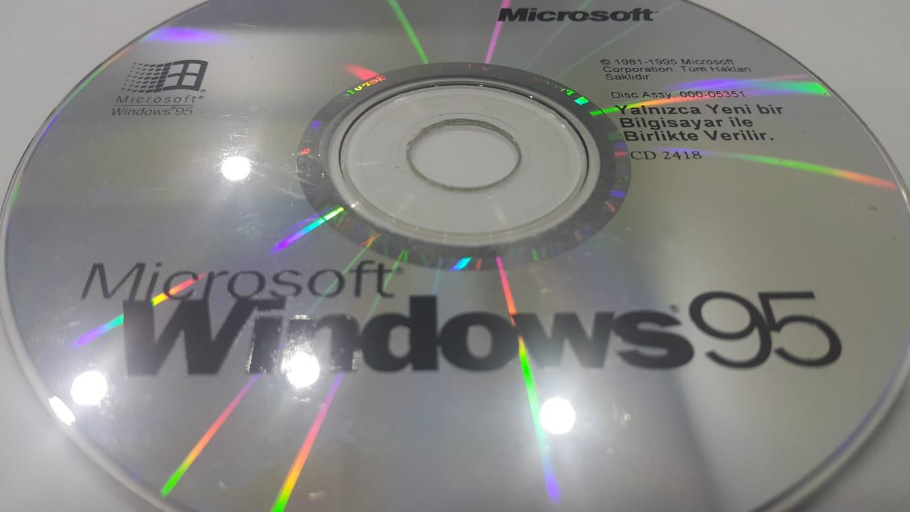 windows işletim sisteminin geçmişi