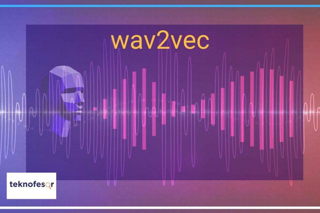 wav2vec ses işleme