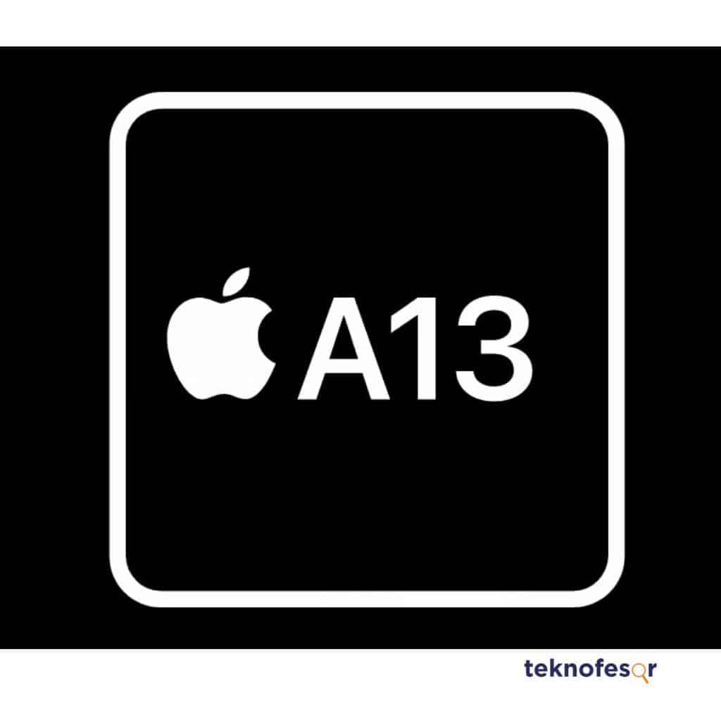 iphone se 2 a13 çip