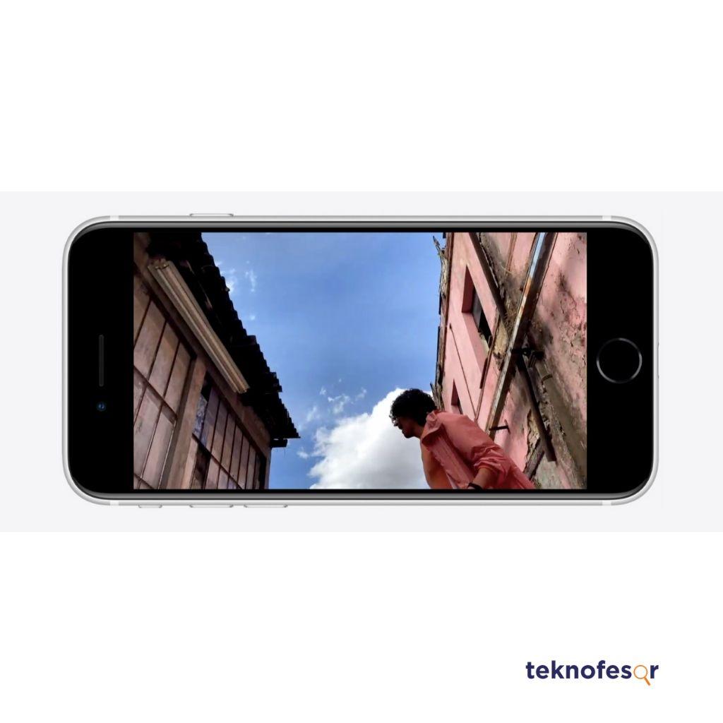 iphone se 2 dış görünümü