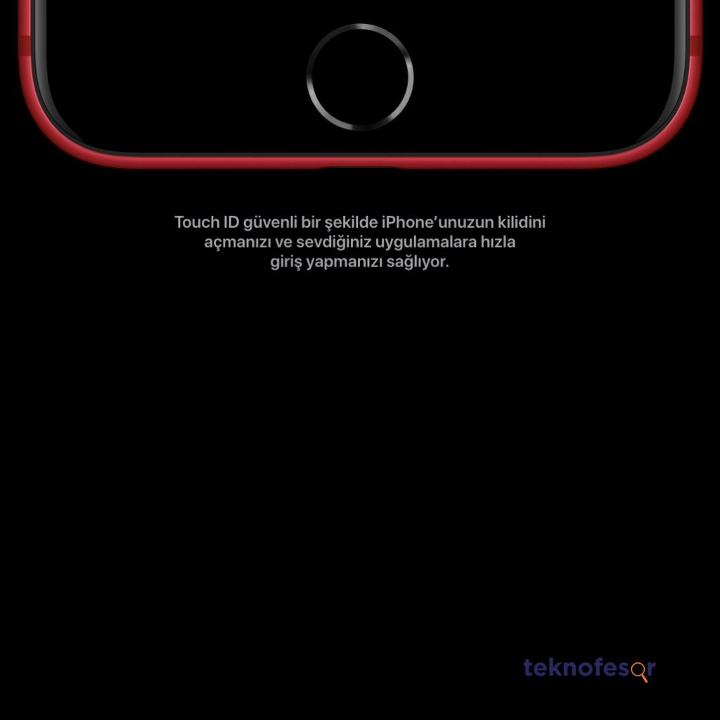 iphone se 2 touch id butonu