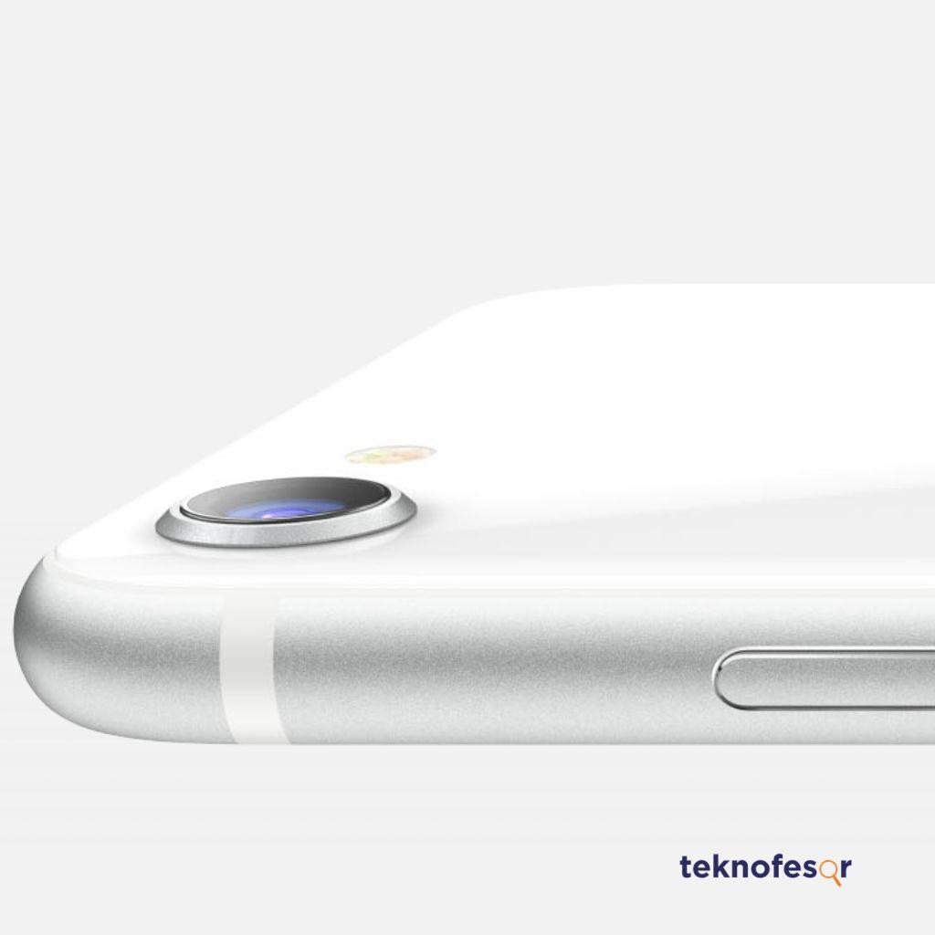 iphone se 2 kamera tasarımı