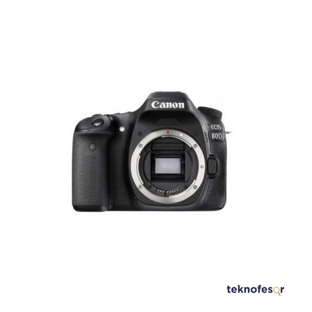 canon eos 80d dijital kamera