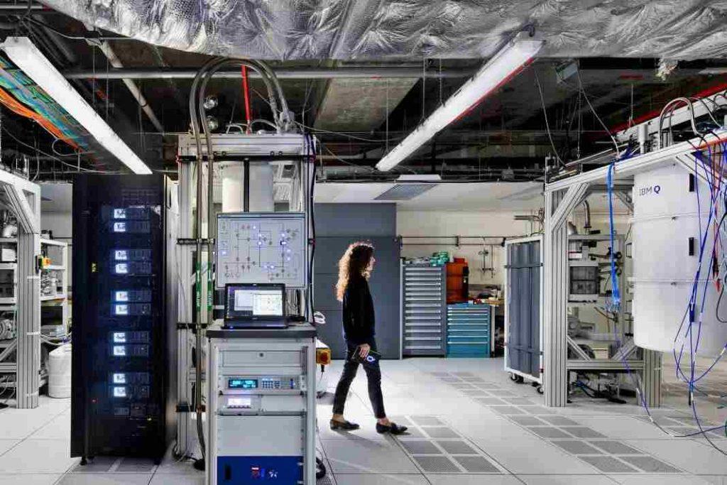 ibm kuantum bilgisayar
