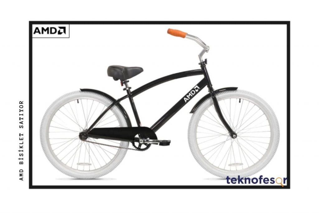 AMD Cruise model bisiklet